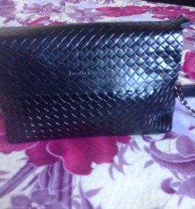 Новая сумка- клатч