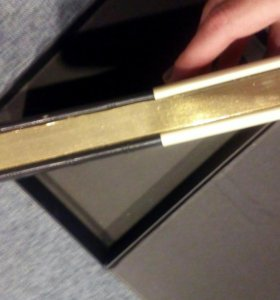 Ежедневник с золотыми страницами
