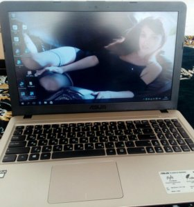 Ноутбук ASUS R540YA