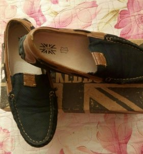 Туфли - мокасины для мальчика