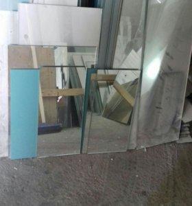 Обрезки зеркала