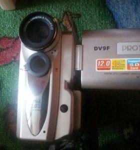 Новая китайская видеокамера 9F protax