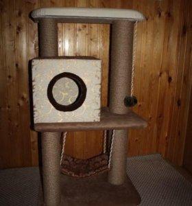 Продам домик - когтеточку для кошек