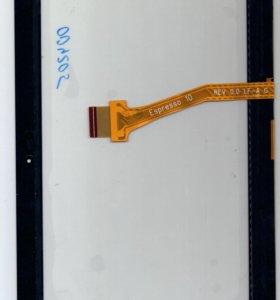 "Тачскрин 10.1"" черный Samsung Galaxy Tab 2 N8000"