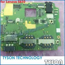 плата смартфона LENOVO S650