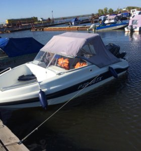 Лодка Неман 450