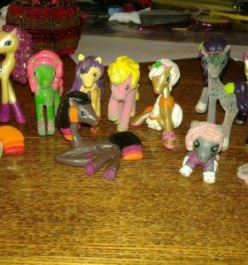 Коллекцеонные лошадки