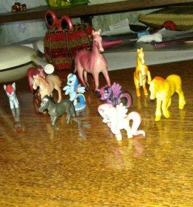 Колекцеонные лошадки