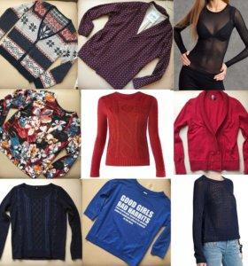 Кардиганы свитера женские