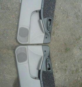 Дверные карты Subaru SF5