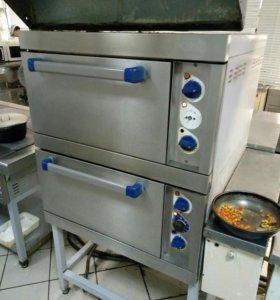 Печь жарочная бу