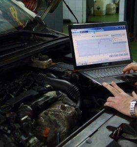 Диагностика BMW, AUDI, WV, Skoda, Seat
