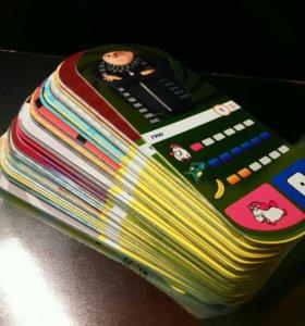 "Карточки ""Гадкий Я 3"" коллекция."