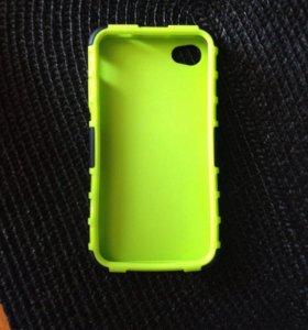 чехол защитный для айфон 4s