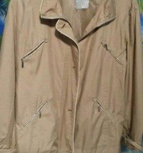 Куртка, ветровка,новая.На 50-52(XXL)размер