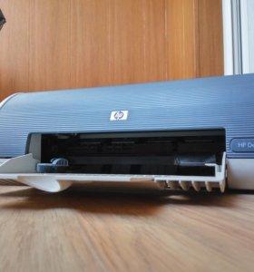 Цветной струйный принтер HP Deskjet 3745