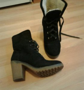 Сапоги, ботильоны, ботинки 38р