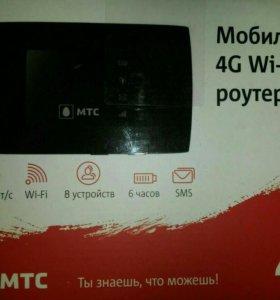Мобильный 4G wi-fi роутер 835F