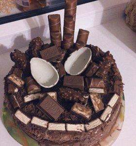 Торты и пирожные на заказ🎂🍰