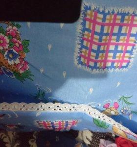 Карман на кроватку новый в упаковке