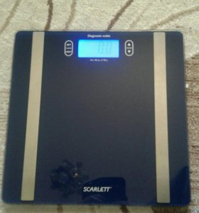 Электронные весы scarlett sc-bs33ed82