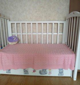 Детская кроватка ❤❤❤