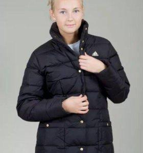 Зимняя куртка addidas
