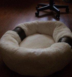 Мягкая кроватка для вашего любимчика