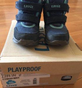 Ботинки lassie tec