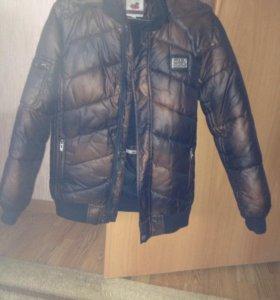Куртка подростковая рост 164