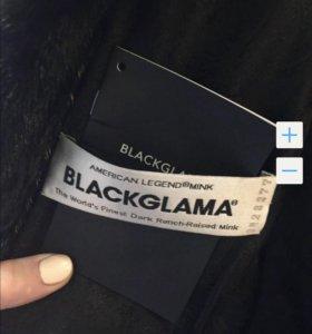 Продам норковую шубу блекглама
