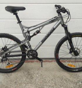 Велосипед горный Mongoose Otero