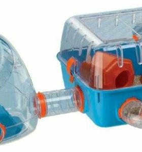 Клетка для мелких грызунов ferplast combi 2.2