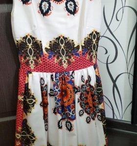 Платье,топ.