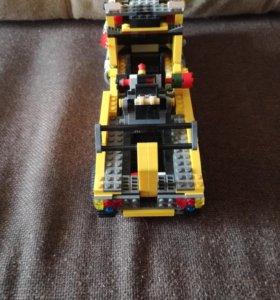 LEGO, ЛЕГО МАШИНА