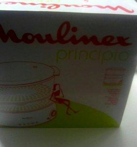 Пароварка Moulinex principio