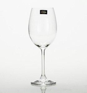 Набор бокалов для вина 450 мл Bohemia