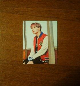 Наклейка k-pop