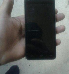 Телефон Dexp soul 3