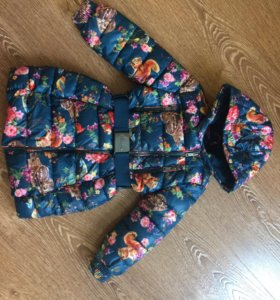 Куртка пуховик для девочки Acoola.