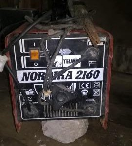 Сварочный аппарат нордика 2160