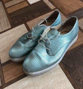 Ботинки Baldinini 36 размер