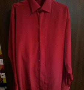 Рубашка мужская 52 р-р