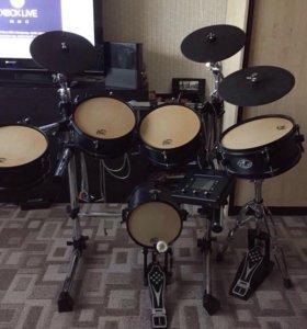 T-5SR Electronic Drum Set - ударная установка