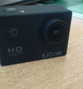 Камера sjcam(пол года гарантии)