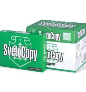 Продам бумагу Svetocopy. Xerox