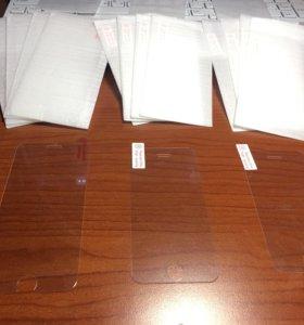 Защитные стекла для iPhone 4;5;6