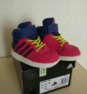 Кроссовки Adidas ortholite р.21-22