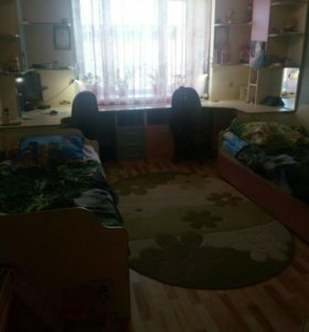 Квартира, 3 комнаты, 77.4 м²