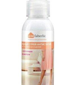 Водный спрей-антистатик с цветочным ароматом